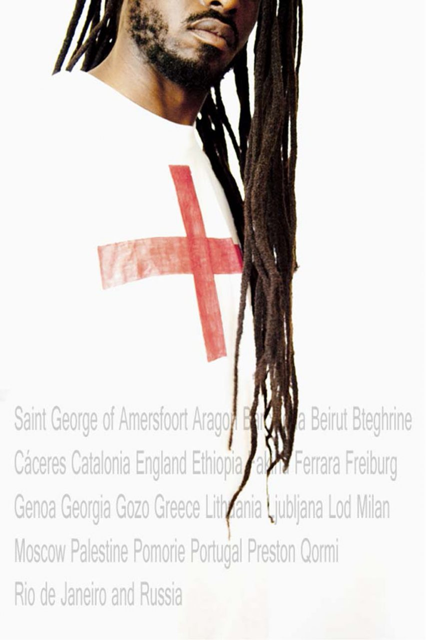 1 - St George of - Shawn Sobers