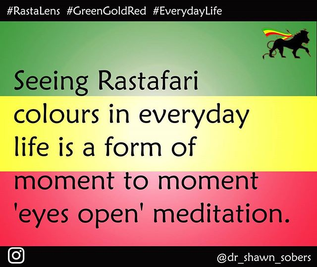 Rasta Lens (Green, Gold and Red in Everyday Life)(Mobile Phone Camera project)