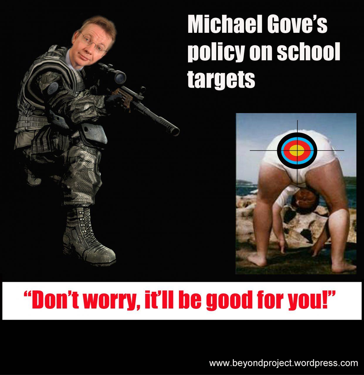 Gove School Targets