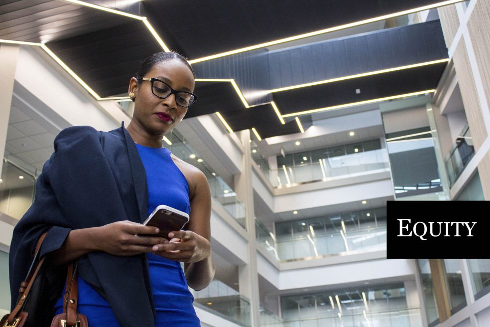 Equity (Visualising Black Corporate Professionals)
