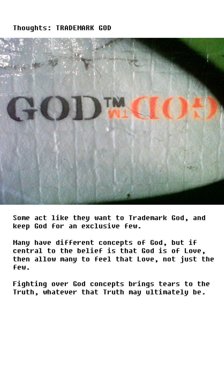 Trademark God