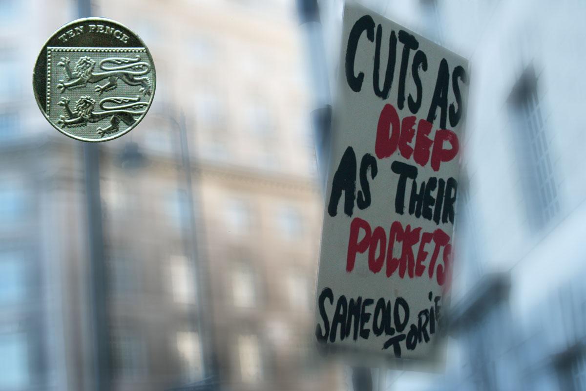 cuts as deep as their pockets 10p