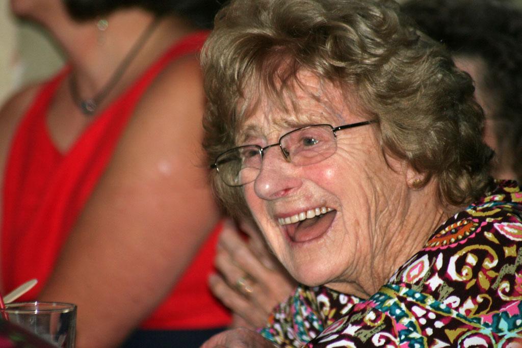 happy gran