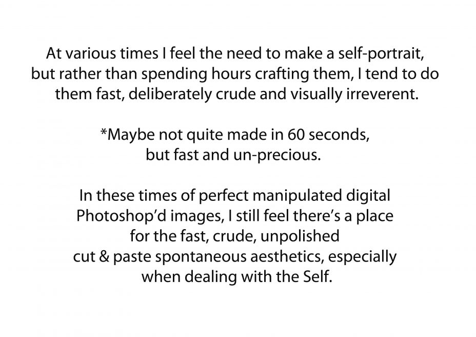 60 Second Portraits