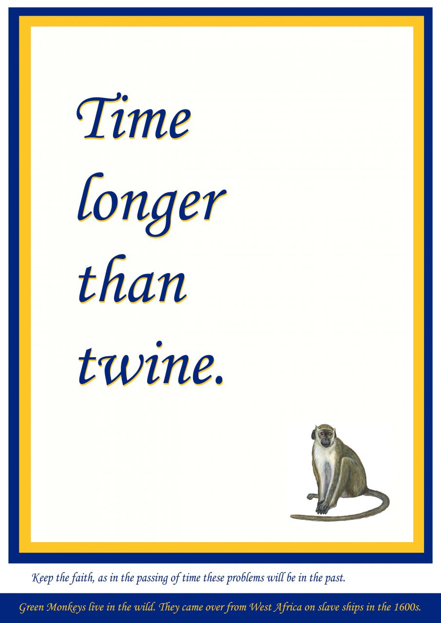 Time longer than twine