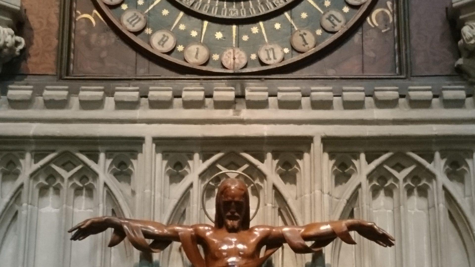 jesus clock 2